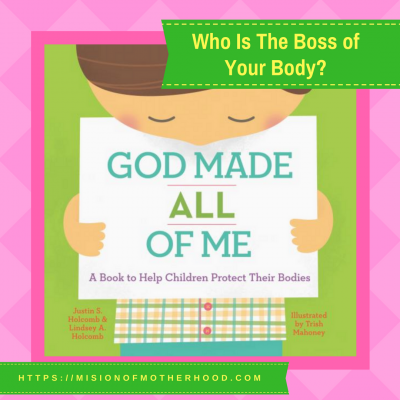 Who is the Boss of Your Body?