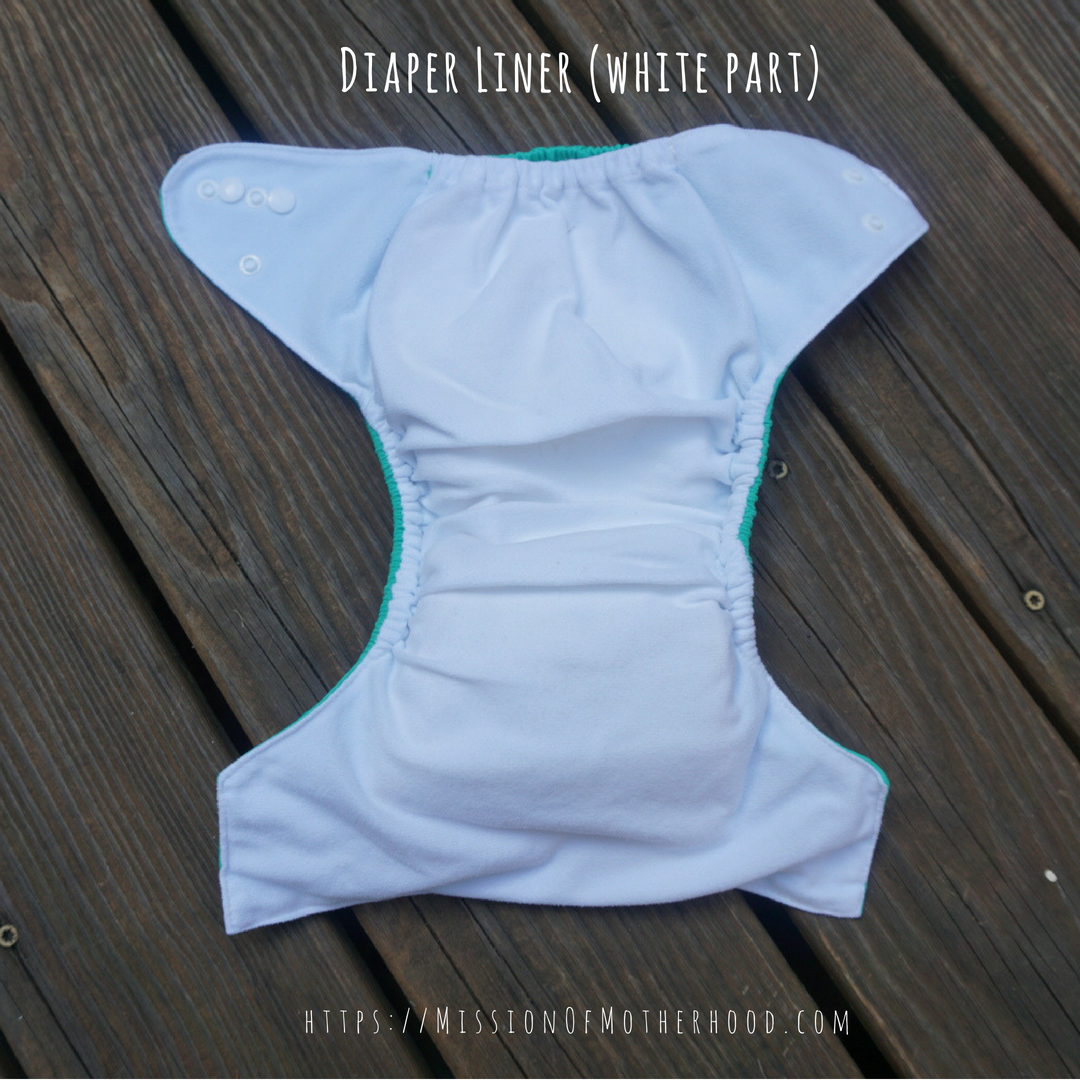 cloth diaper liner