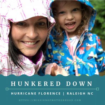 Hunkered Down: Hurricane Florence 2018