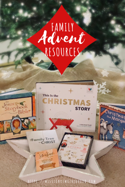 family advent resources
