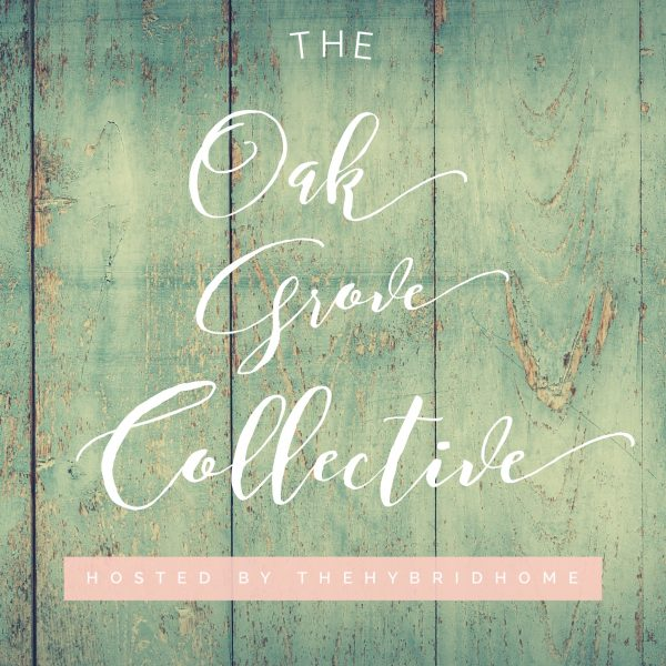 The Oak Grove Collective: Peer mentorship to help you grow your voice for your blog. -@thehybridhome