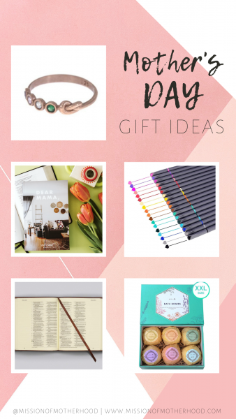 Mother's Day Ideas - www.missionofmotherhood.com